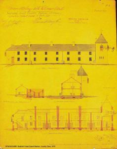 Plans of Seafield, Co Clare, CG